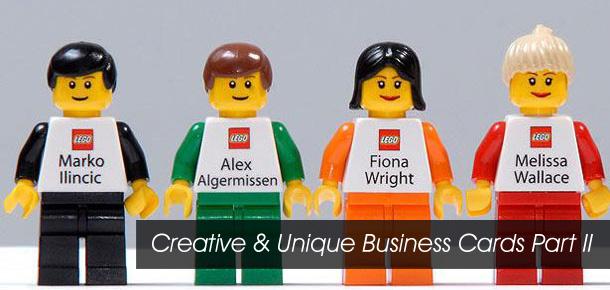 Creative Unique Business Cards Part Ii Pixel2pixel Design