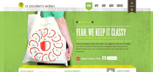 HomeAModernEdenwww amoderneden com 40+ Beautiful Cartoon Style Creative Website Designs