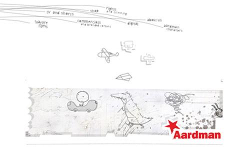 aardman 40+ Beautiful Cartoon Style Creative Website Designs