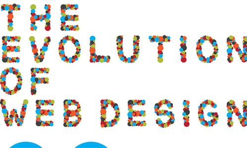 Evolution in A Showcase of Beautifully Designed Infographics