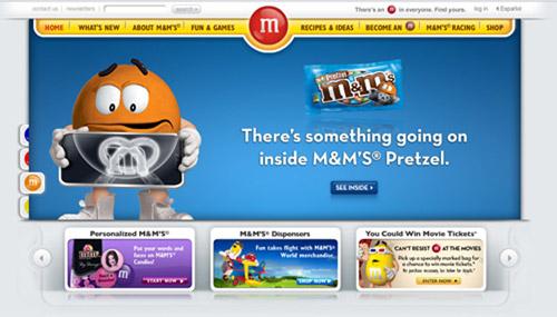 mms1 40+ Beautiful Cartoon Style Creative Website Designs