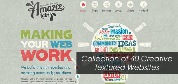 91.texture-website