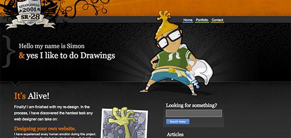 19-website-mascots