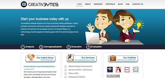 38-website-mascots