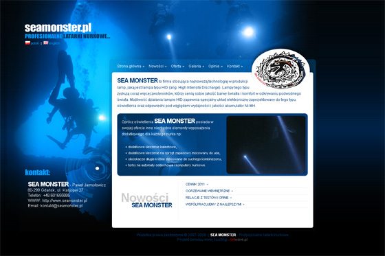 nature inspired web designs