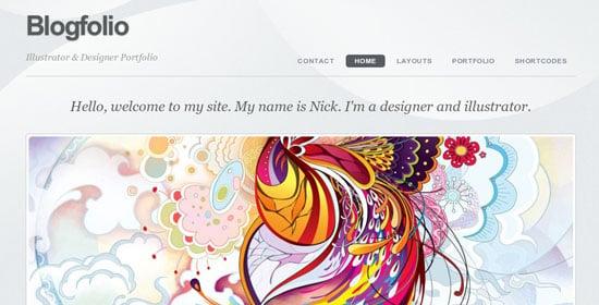 Best Portfolio Web Templates
