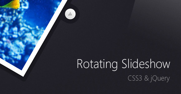 Coding a Rotating Image Slideshow CSS3 and jQuery