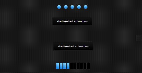 CSS3 Loading Animation Tutorial