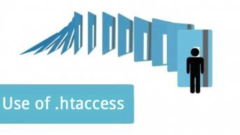 Use of htaccess