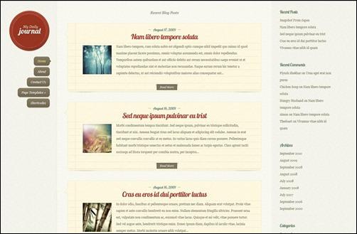 DailyJournal-responsive-wordpress-theme