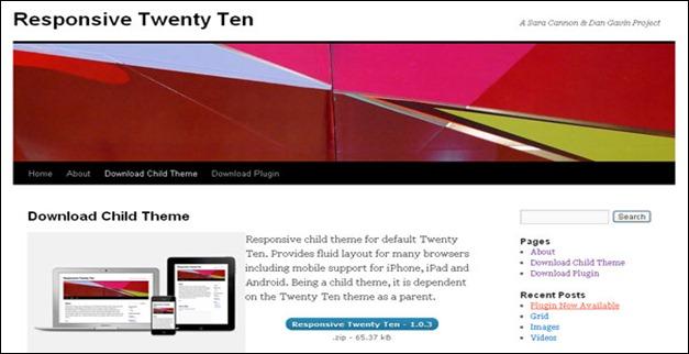Responsive_Twenty_Ten