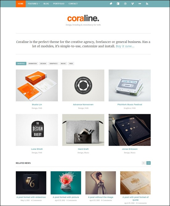 coraline-responsive-theme
