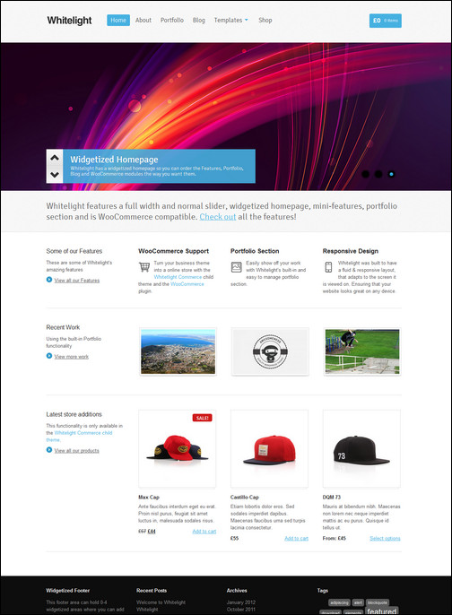 whitelight-responsive-theme