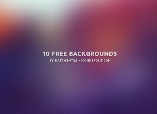 10 Free PSD Backgrounds