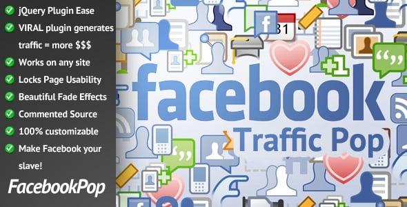 Facebook Traffic Pop