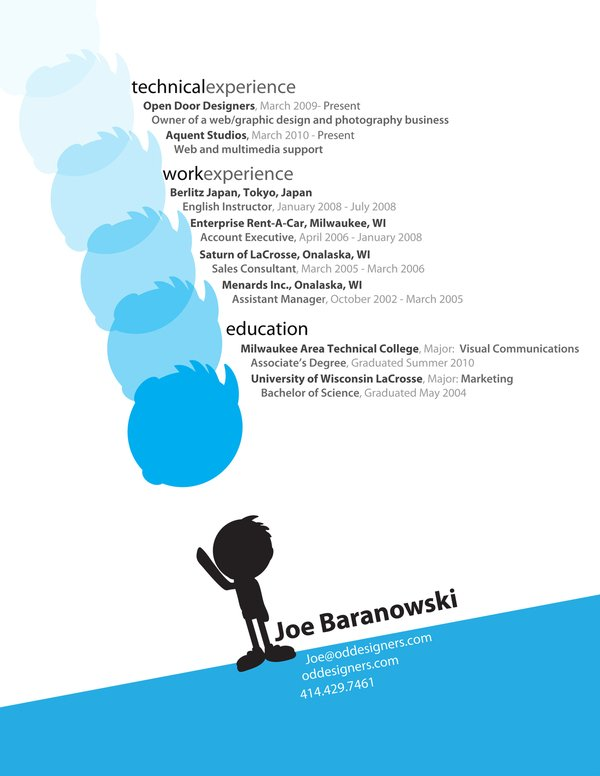 Awesome Resume Design