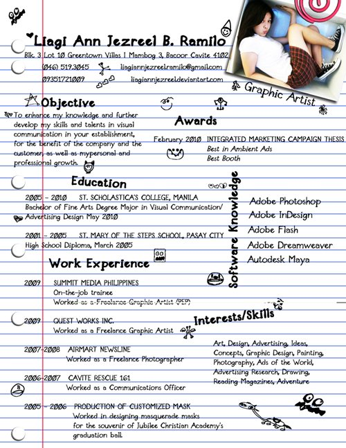 Great Resumes Examples | Resume Example and Free Resume Maker