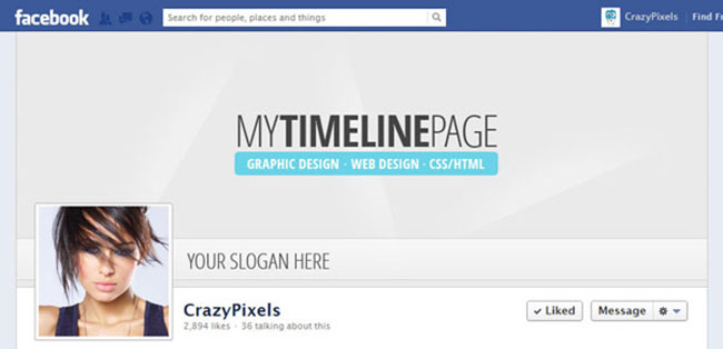 Facebook timeline cover creative fb covers timeline images for Facebook welcome page templates