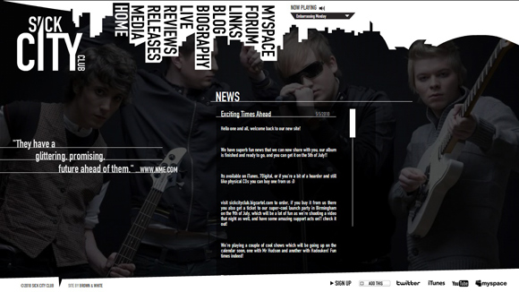 Sick City Club