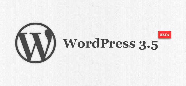wordpress-3-5-beta
