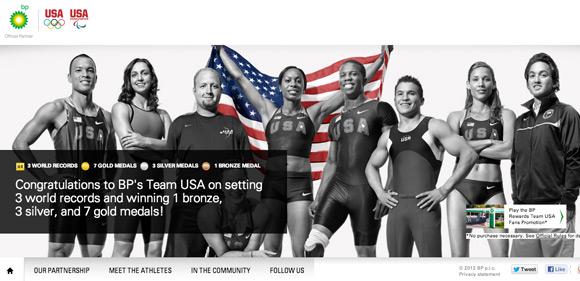 BP Team USA