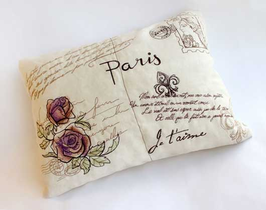 Postcard-Pillow