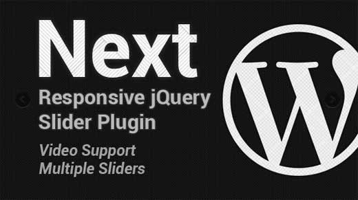 Next Slider Plugin