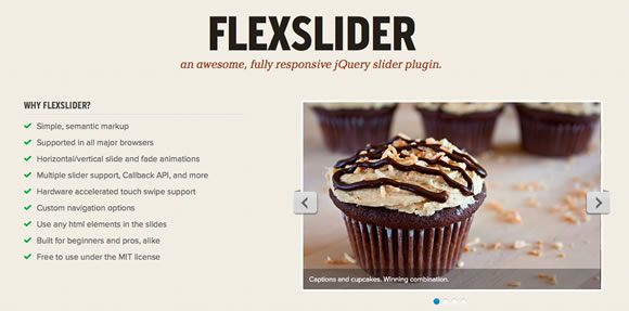 Responsive jQuery Slider Plugins