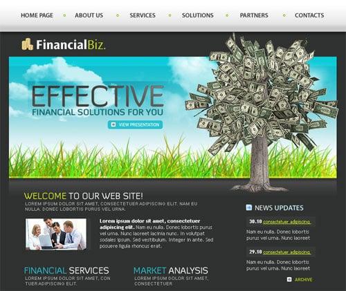 Financial Biz