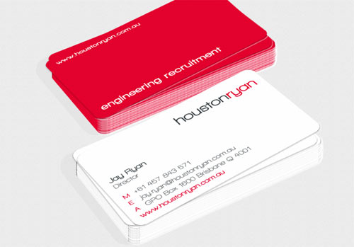 houstonryan Business Card