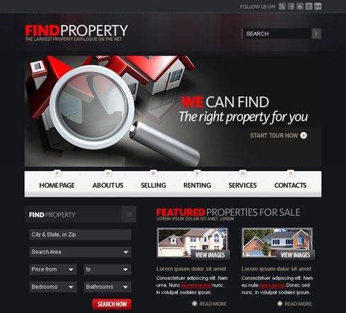 Find Property