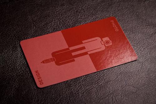 Photography Identity Card
