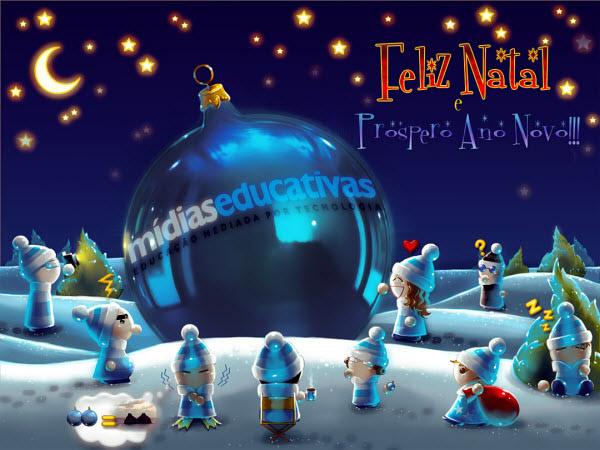 Feliz Natal - Christmas and New Year Wallpapers