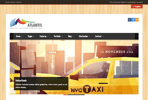 Atlantis-WordPress-Theme