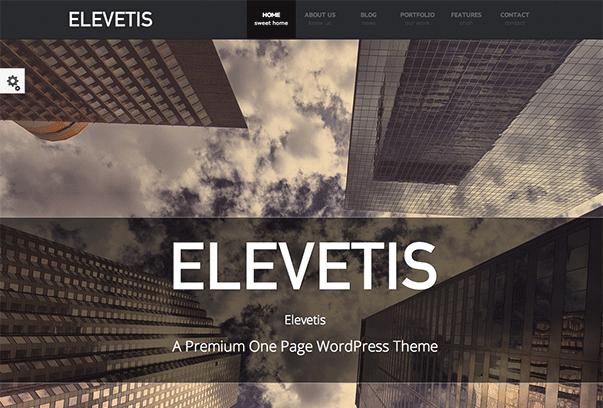 Elevetis-WordPress-Theme