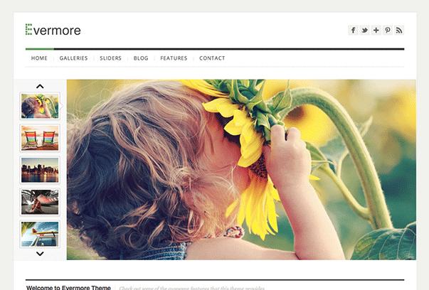Evermore-WordPress-Theme