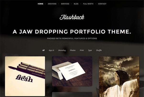 Flashback-WordPress-Theme
