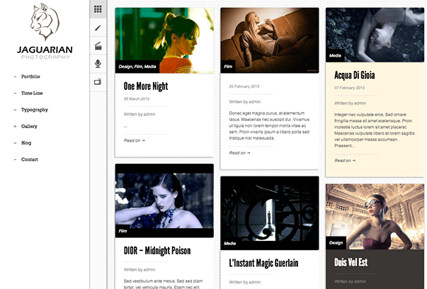 Jaguarian-WordPress-Theme