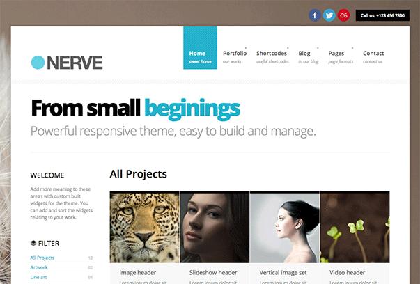 Nerve-WordPress-Theme