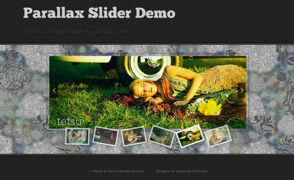 Parallax Slider