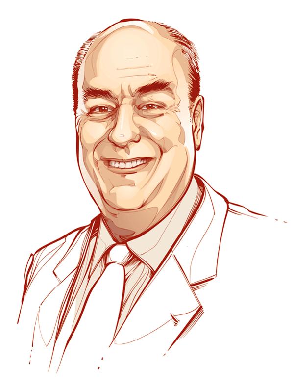 Beautifull Portraits of Brazilian Illustator Cristiano Siqueira