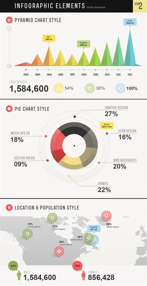 Infographic-Vector-Elements-Vol2