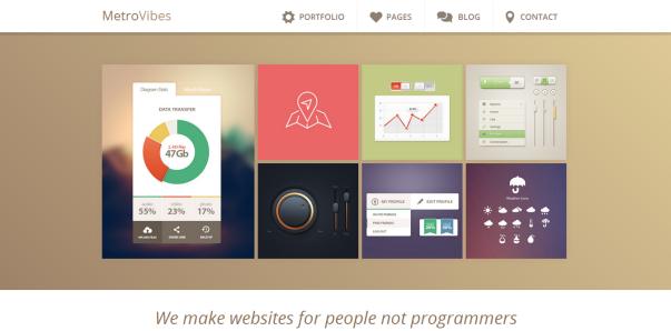 MetroVibes-Clean-Minimal-WordPress-Theme