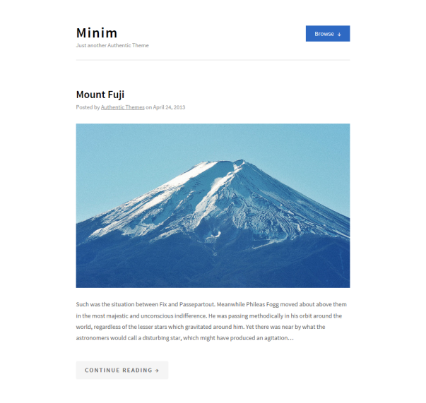 Minim