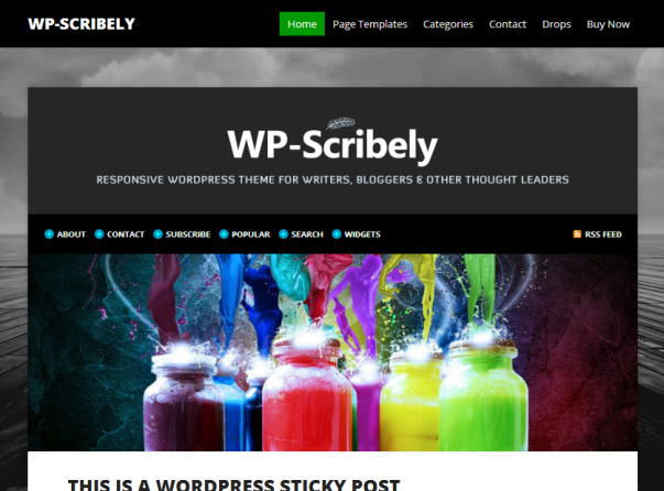 WP-Scribley-Clean-Minimal-WordPress-Theme