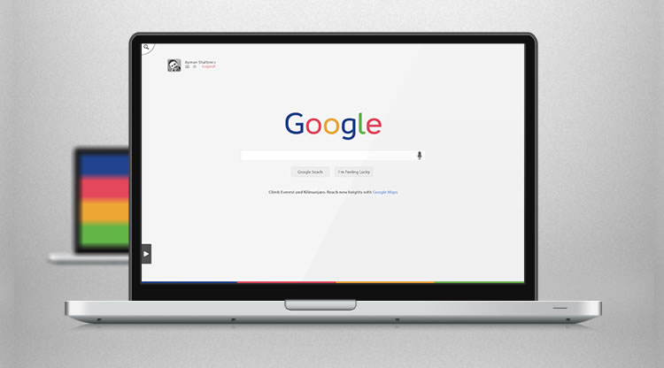 Google - Web Redesign Concept