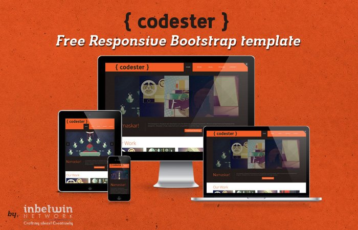 30 Free Responsive PSD Website Templates