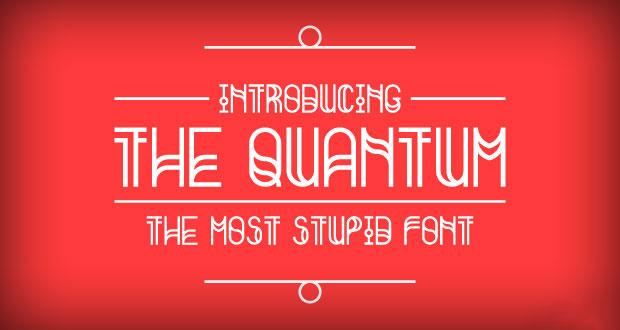quantum-free-font-download