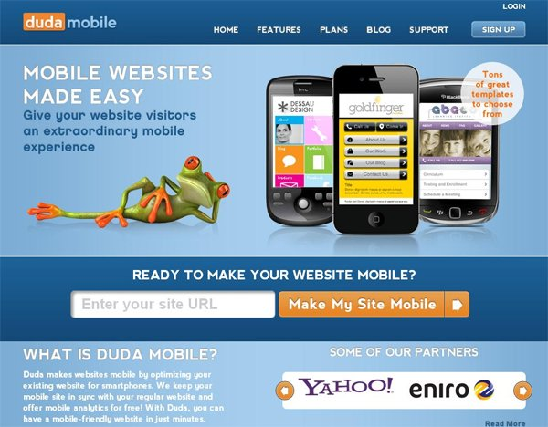 Tips For Designing Your Own Mobile Website