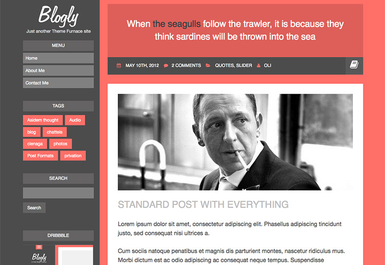 Best New Free WordPress Themes 2014